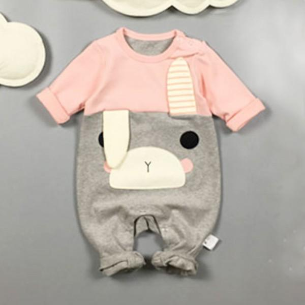 Cute Baby Rabbit One Piece for Baby Boys and Girls