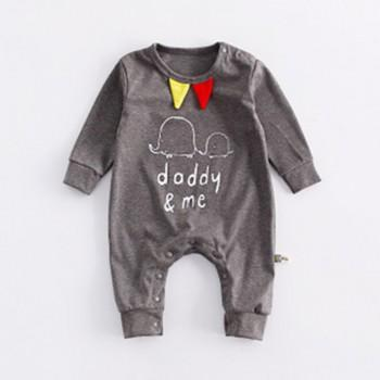 DADDY AND ME Jumpsuit for Baby