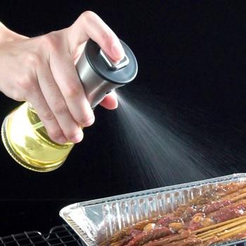 BBQ Baking Olive Oil Spray Bottle Oil Vinegar Spray Bottles Water Pump Gravy Boats Grill BBQ Sprayer BBQ Kitchen Tools