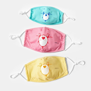 Care Bears Cottom Family Matching Face Mask