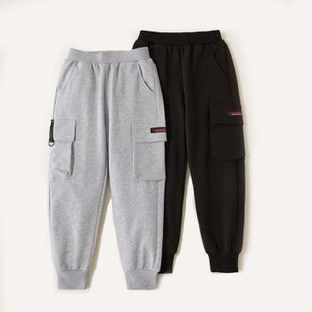 Trendy Solid Pocket Overalls Pants