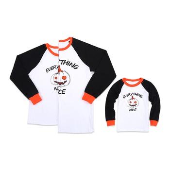 a07dd98e11b Family Matching Halloween Shirt in White