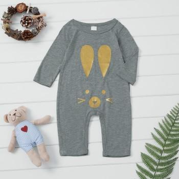 Rabbit Jumpsuit in Grey