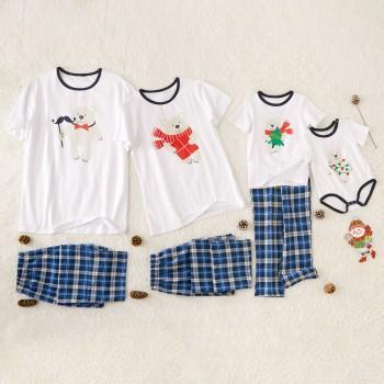 Cute Bear Family Matching Pajamas 359af8cf7