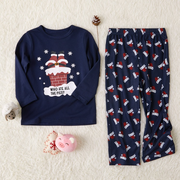 Christmas Chimney Family Pajamas