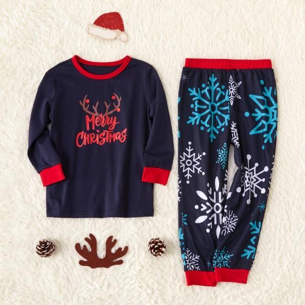 Merry Christmas Deer Family Pajamas