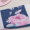 Fashionable Floral Design Long-sleeve T-shirt