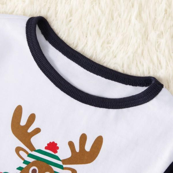 Lovely Deer Family Pajamas for Christmas
