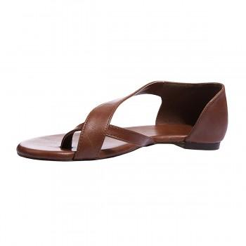 Trendy Solid Low Heel Sandals
