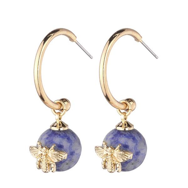 Pretty Bee Design Earrings