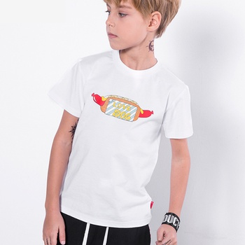 Fashionable Candy Design Tee for Kid