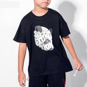 Boys Pattern Design Tee for Kid