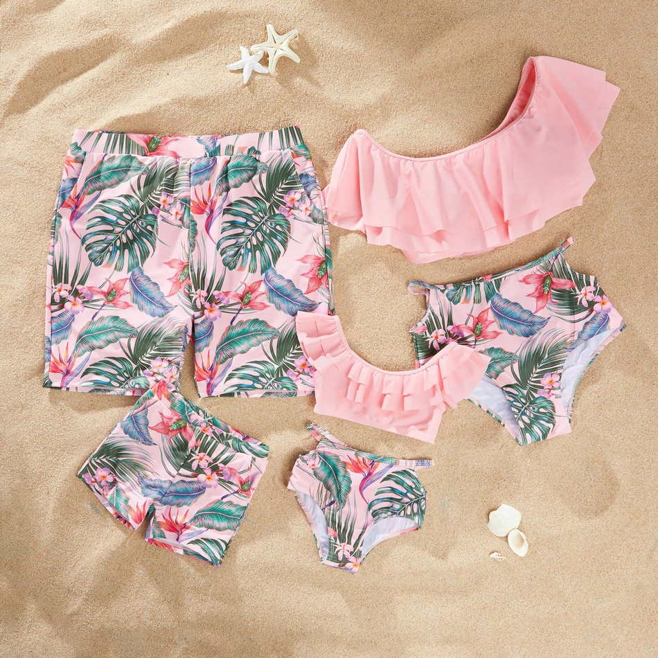 685723a6017 Plant Family Swimsuit for Summer at PatPat.com