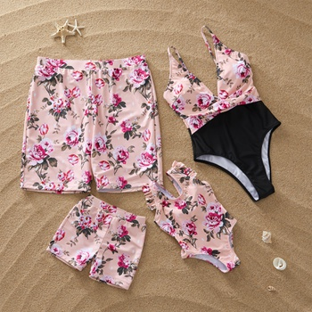 4762645e8d It's Time for the Beach and Matching Swimsuits | PatPat