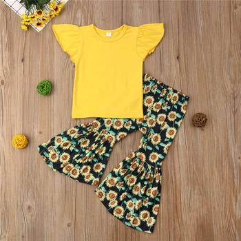 72e480b71 Toddler Girl Sets | PatPat | Free Shipping