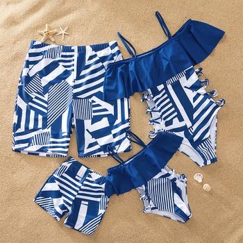 4db614a3f Family Mathcing Swimwear | PatPat | Free Shipping