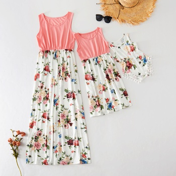 d11ff918974a Mommy and Me Matching Outfits | PatPat | Free Shipping