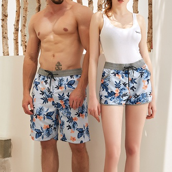 fcd61f59af Matching Outfits Couples Swimsuits   PatPat   Free Shipping