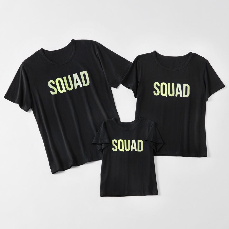 f80fa20f5 Sale Letter Print Family Matching T-shirts at PatPat.com