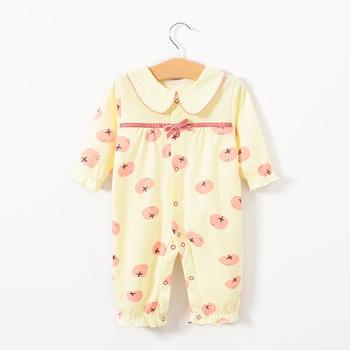 Baby apple jumpsuit