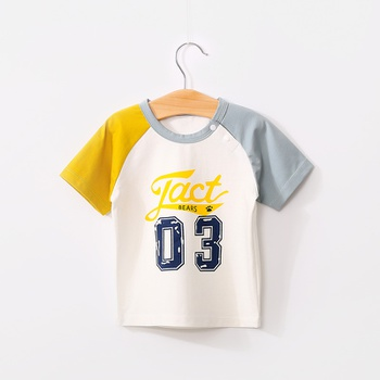 Baby Boy Casual Tee