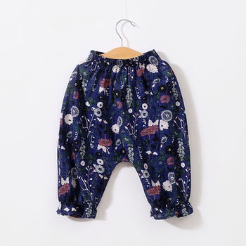 Baby Girl Casual Pants