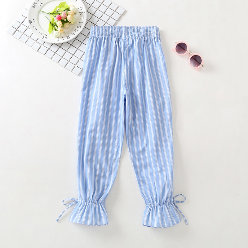 1cdbd0b94 Kid Pretty Striped Flare Pants for Toddler Girl and Girl at PatPat.com