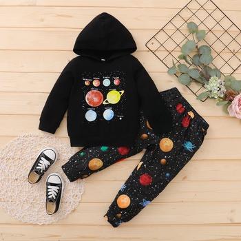 Toddler Boy Galaxy Sets