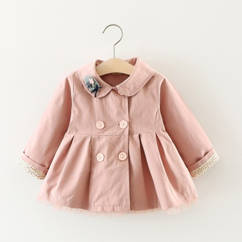 9a353ccf3 Baby Girl Jackets Coats
