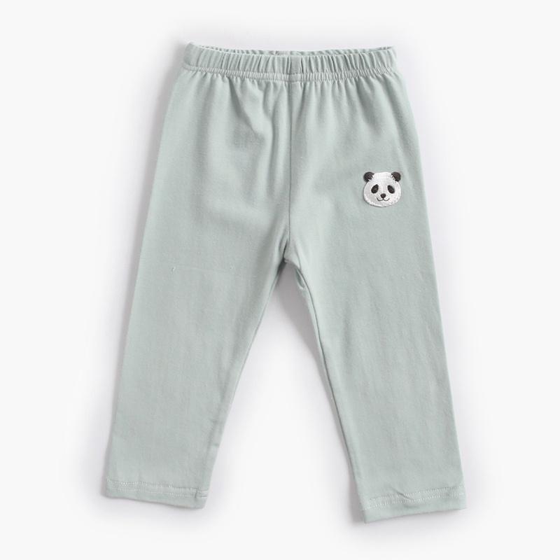 1f82570f46eea Toddler Comfy Panda Decor Solid Leggings for Baby at PatPat.com