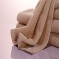 1-piece Solid Soft Absorbent Face Towel