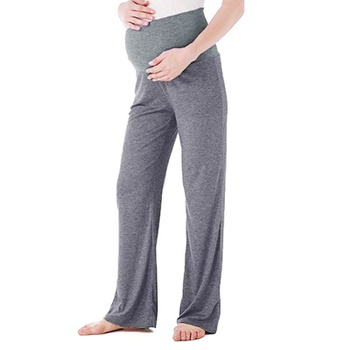 Maternity casual Plain Casual pants