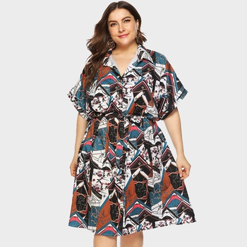 77c5492e59 Women Plus Sizes Dresses | PatPat | Free Shipping