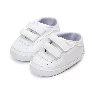 Baby Boy White Shoes