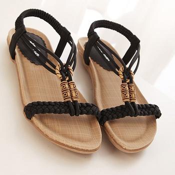 Vintage Boho Weaving Sandals