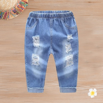 d8d0a02d6 Baby Toddlers Baby Toddler Boy Jeans | PatPat | Free Shipping