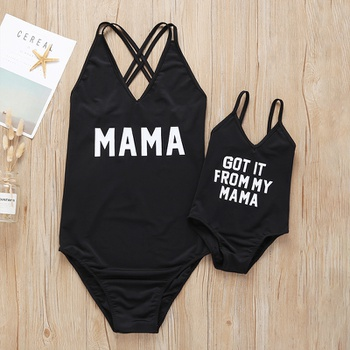 e5cf8f89e88 Mommy and Me Swimwear   PatPat   Free Shipping