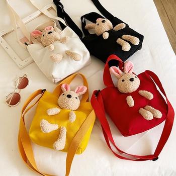 1-pack Cute Rabbit Bag for Girls