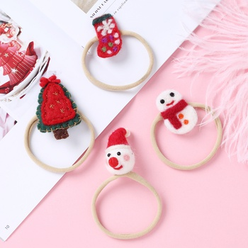 Christmas Adorable Hairbands for Girls