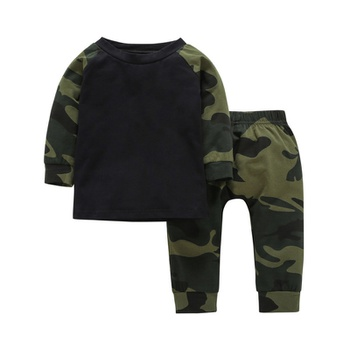 7a1d1b92e186f baby boy suspender outfit | PatPat | Free Shipping