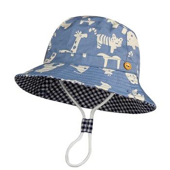 Baby / Toddler Adorable Animal Print Sunproof Hat