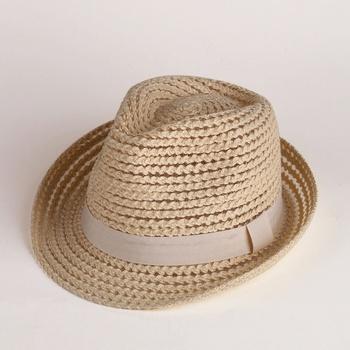 Toddler Linen Hat