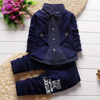 2pcs Baby Boy Sets