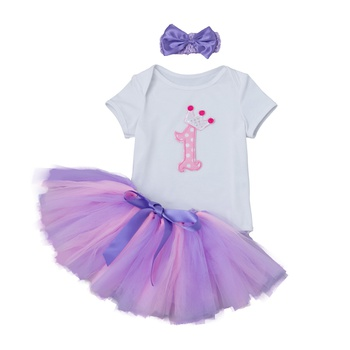 3e4f89551f342 baby dresses for birthday | PatPat | Free Shipping