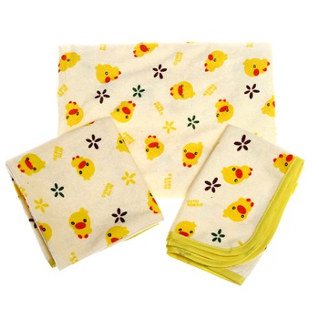 Breathable Waterproof Duck Print Urine Pad