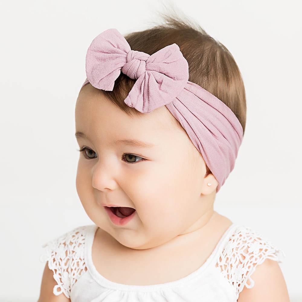 Flower Girl Garland Headband Wedding Tiara Child Rose Ribbon Lace Headpiece FS3