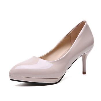 Trendy Pointed Toe High-heel