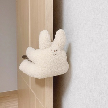 Bear Rabbit Design Cartoon Child Proof Safety Door Plug