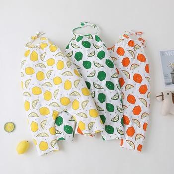 Baby Girl Sweet Lemon Jumpsuits