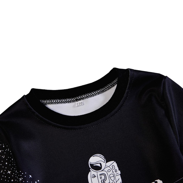 Cool Universe Spaceman Long-sleeve Pullover for Toddler and Kid